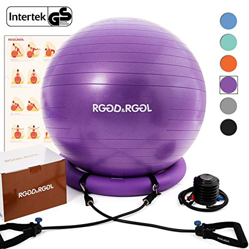 RGGD&RGGL Balance Ball With Stability Ring