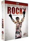 Rocky - L'intégrale de la saga [Francia] [Blu-ray]