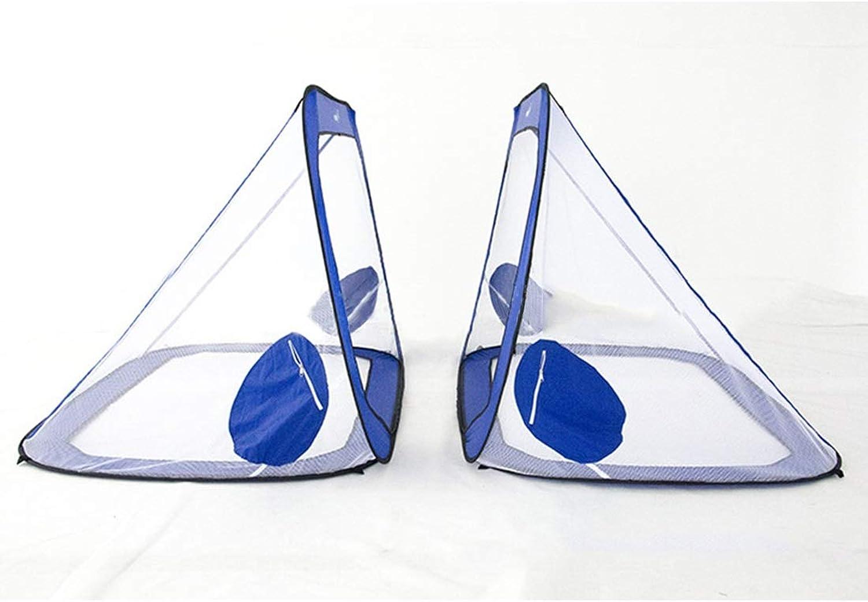 echa un vistazo a los más baratos UICICI UICICI UICICI Objetivo de fútbol Plegable Niños Adultos 2 Metas Entrenamiento Interior al Aire Libre Combinado Sandy Mini Metas Ensamblado Objetivo Simple ( Color   Azul )  opciones a bajo precio