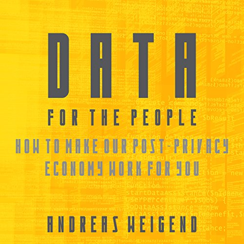 Data for the People cover art