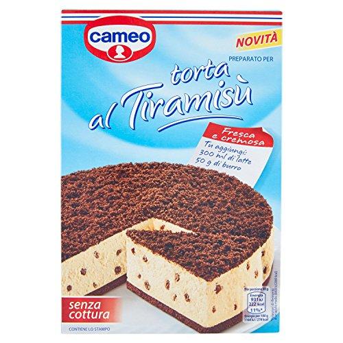 Cameo - Preparato per Torta, Al Tiramisù - 282 g