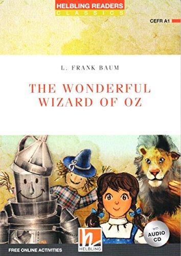 Hel Readers Red 1 Wonderful Wizard of Oz-CD-ezone. The Wonderful Wizard Of Oz. Audio CD. E-zone [Lingua inglese]: Helbling Readers Red Series / Level 1 (A1)