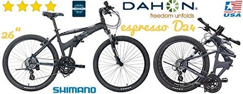 DAHON Espresso D24 26Zoll/24-Gang/Federgabel - Neuheit -