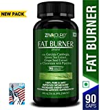 Zivapure Advanced Fat Burner & Natural Weight Loss Supplement for Men and Women