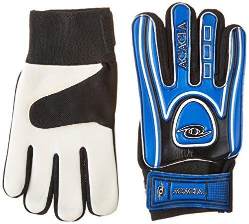 Acacia Inferno Soccer Keeper Gloves, Blue, 5