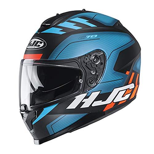 HJC Helmets 1216-724 Unisex-Adult Full Face Power Sports Helmets (MC2SF, Large)
