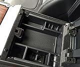 YUZHONGTIAN Caja de almacenamiento de plástico para reposabrazos interior, 1 unidad para XF X250 2010-2015 accesorio de coche