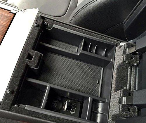 Preisvergleich Produktbild für XF X250 20102014 Interieur mittelkonsole Armlehne Kiste 1 Stück Kunststoff