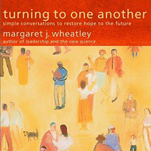 Turning to One Another audiobook cover art