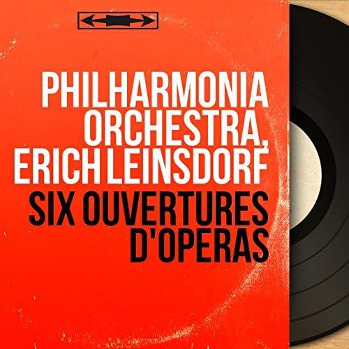 Philharmonia Orchestra, Erich Leinsdorf