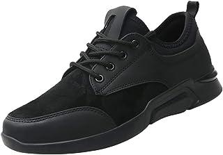 Scarpe da Ginnastica Corsa Donna Uomo Nero Scarpe da Sportive Offerta Classica Stringata Palestra Running Sneaker Uomo Cas...