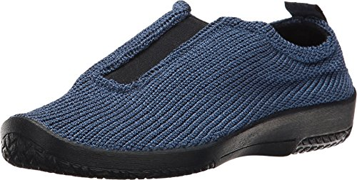 Arcopedico Women's Denim ES Slip-on Shoe 9.5-10 M US