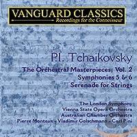 SYMPHONY 5 & 6; Serenade for Strings
