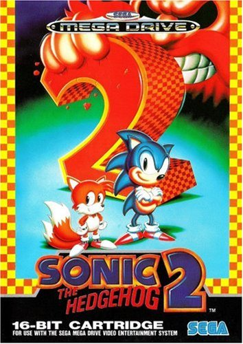 Mega Drive - Sonic the Hedgehog 2