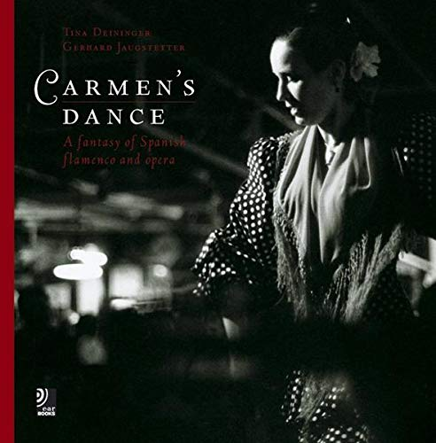 Carmen's Dance - A Fantasy of Spanish Flamenco & Opera - Fotobildband inkl. 4 Musik-CDs (earBOOK)