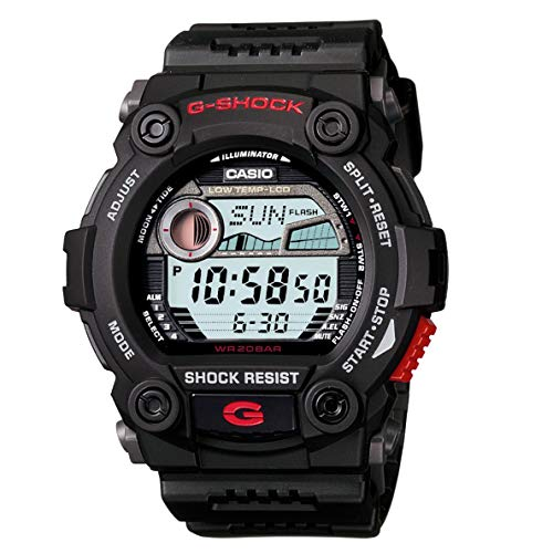 Casion 200M G-Shock Rescue Digital Sports Watch
