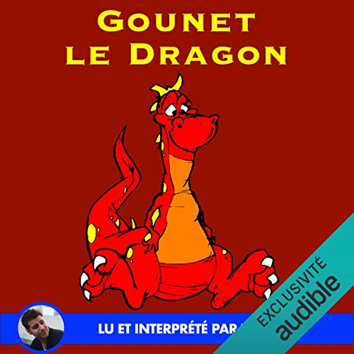 Gounet le dragon cover art