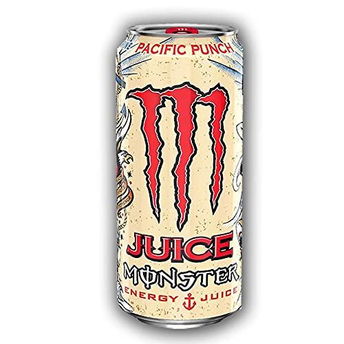 Monster - Bevanda energetica Pacific Punch 500 ml