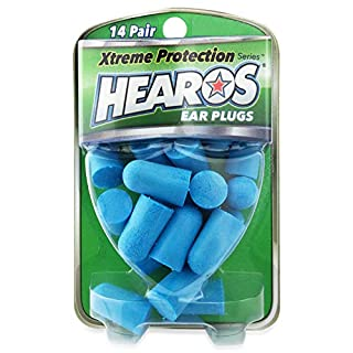 Hearos Ear Plugs Xtreme Protection Series 14 pairs (Pack of 3) (B001EPQ86A) | Amazon price tracker / tracking, Amazon price history charts, Amazon price watches, Amazon price drop alerts