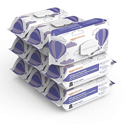 Top 10 Best Amazon Elements Baby Wipes Ewg Comparison