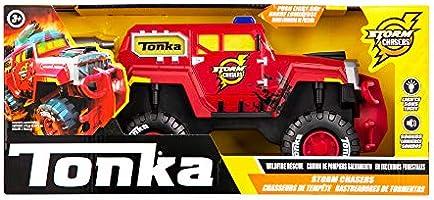 Basic Fun Tonka - Mega Machines Storm Chasers L&S - Wild Fire Rescue