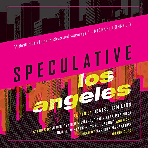 Speculative Los Angeles cover art