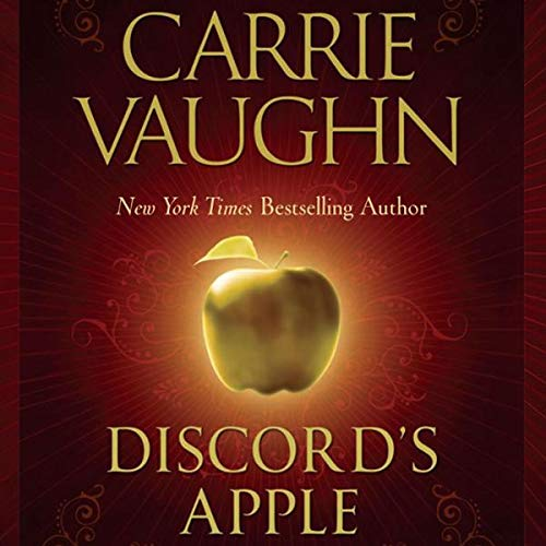Discord's Apple Audiobook By Carrie Vaughn cover art