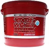 Scitec Nutrition 100% Whey Protein Professional 5000g Erdbeere Weiße Schokolade Top-energy24 Spezialangebot