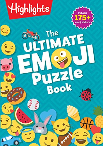The Ultimate Emoji Puzzle Book (Highlights)