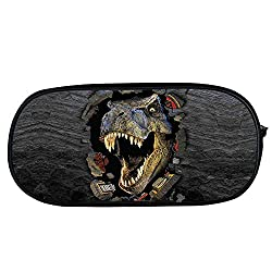 5. JeremySport Dinosaur Pencil Case
