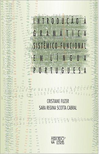 Introdução à Gramática Sistêmico-Funcional em Língua Portuguesa
