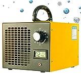 TYQIAO Generador De Portátil del Ozono, Comercial Purificador De Aire Integrado, Generador De Ozono Coche, Generador para Habitaciones, Humo, Coches Y Animales Domésticos