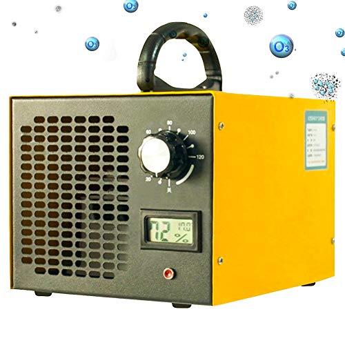 TYQIAO Generatore di Ozono per La Casa, Purificatore dell'Aria della Macchina Dell'ozono O3,Depuratore per Acqua, Verdure, Frutta E Molto Altro