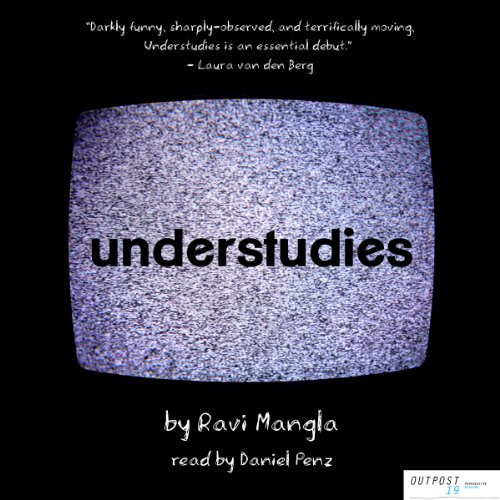 Understudies audiobook cover art