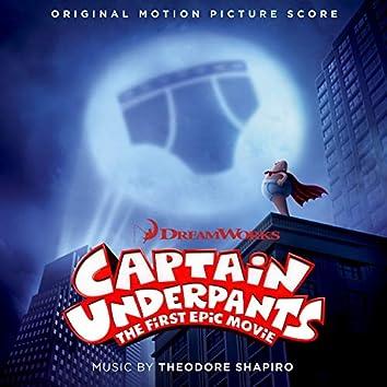 Captain Underpants: The First Epic Movie (Original Motion Picture Score)