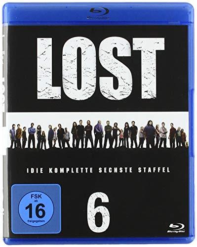 Lost - Staffel 6 [Blu-ray]
