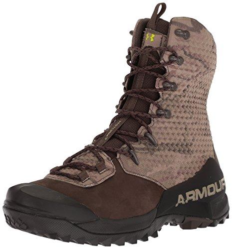 Under Armour Men's Infil Ops Gore-TEX Ankle Boot, Ridge Reaper Camo Ba (900)/Maverick Brown, 14