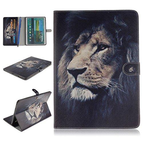 Tablet Case, Careynoce PU lederen magnetische Flip portemonnee beschermhoes Galaxy Tab S 10.5