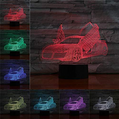 Nouvelle méduse sablier forme lampe mode table enfant famille illusion décoration cadeau enfant jouet