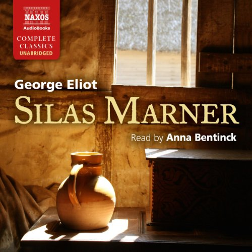 Silas Marner                   By:                                                                                                                                 George Eliot                               Narrated by:                                                                                                                                 Anna Bentinck                      Length: 8 hrs and 33 mins     32 ratings     Overall 4.6