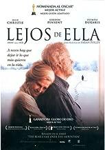 Away from Her (Lejos De Ella) [NTSC/REGION 1 & 4 DVD. Import-Latin America