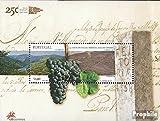 Prophila Collection Portugal Block244 (Completa.edición.) 2006 Vino (Sellos para los coleccionistas) Planta