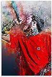 TANXM Imprimir En Lienzo 40x60cm Sin Marco Póster de Arte (9) y póster de decoración de habitación Familiar Moderna con impresión de Imagen de Arte de Pared