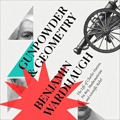 Gunpowder and Geometry audiobook cover art