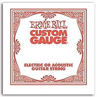 【正規品】 ERNIE BALL 1016 ギター弦 バラ弦 (.016) PLAIN STEEL STRING SINGLE プレーン・スティール・ストリング