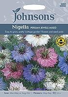 JOFL 英国ジョンソンシード Nigella Persian Jewels Mixed ニゲラ・ペリシアン・ジュエル