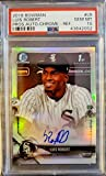 Luis Robert Bowman Chrome Refractor Rookie Auto #/499 Rc Psa 10 Gem Mint White S - Baseball Slabbed Rookie Cards. rookie card picture