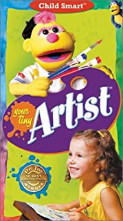 Child Smart - Your Tiny Artist VHS