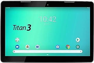 "Hannspad 133 Titan 2 SN14TP1B2AS04 Android-tablet 33,8 cm (13,3 inch), 2 GB RAM, 16 GB eMMC, WiFi, zwart 13,3"" Android 9"
