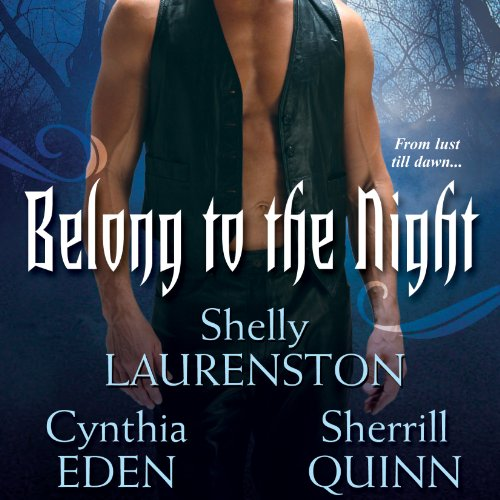 Belong to the Night audiobook cover art